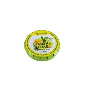 1  Adet Teneke Kutu Limon